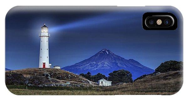 Cape Egmont IPhone Case