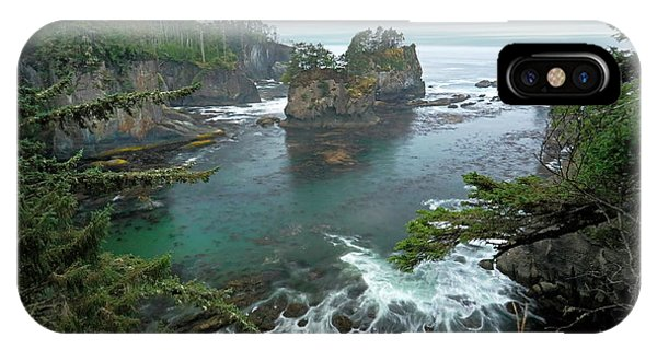 Cape Flattery North Western Point IPhone Case