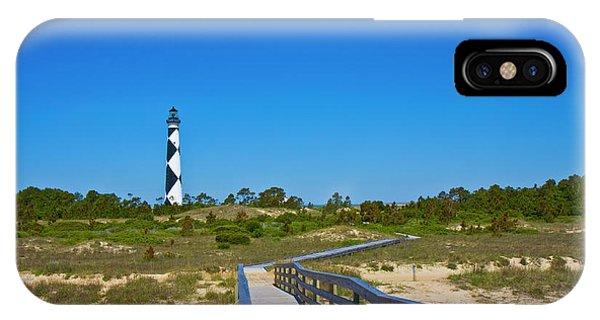 Cape Lookout 2 IPhone Case