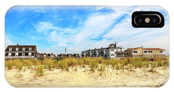 Cape May Beach House Colors IPhone Case