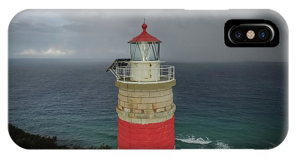 IPhone Case featuring the photograph Cape Moreton Light by Keiran Lusk