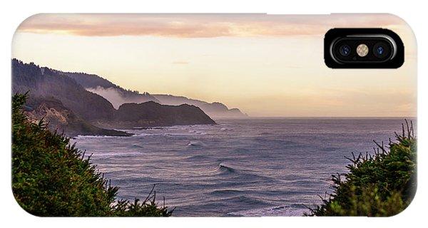Cape Perpetua, Oregon Coast IPhone Case