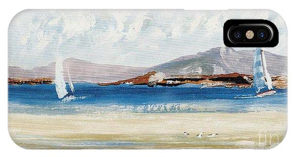 Cape Sailing IPhone Case