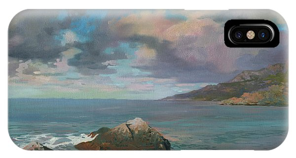 iPhone Case - Cape Sarich by Denis Chernov