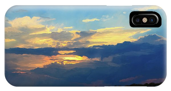 Beam iPhone Case - Cape Sunset  by Paul Tagliamonte