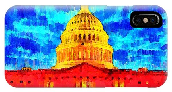 Capitol - Da IPhone Case