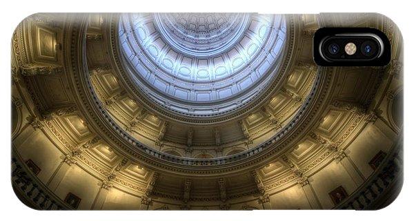 Capitol Dome Interior IPhone Case