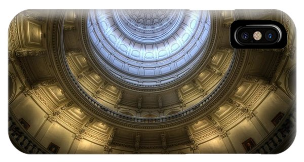 Capitol Dome Interior IPhone Case