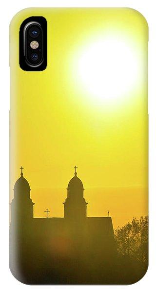 Capitol Hill Church IPhone Case