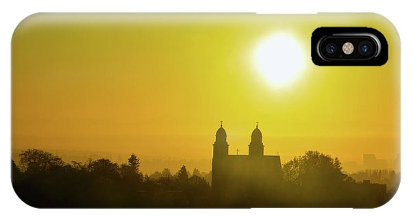 Capitol Hill Sunrise Too IPhone Case