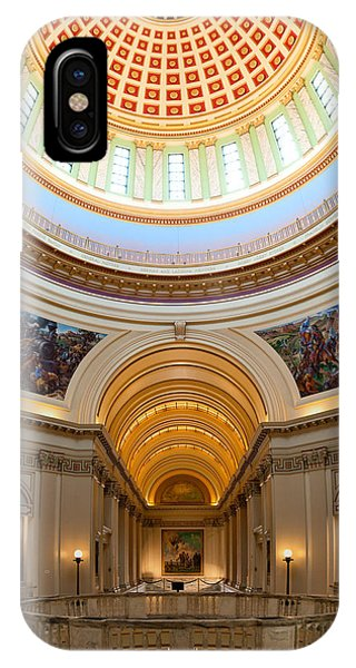 Capitol Interior II IPhone Case