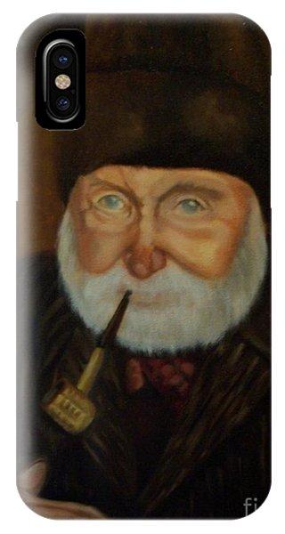 Cap'n Danny IPhone Case