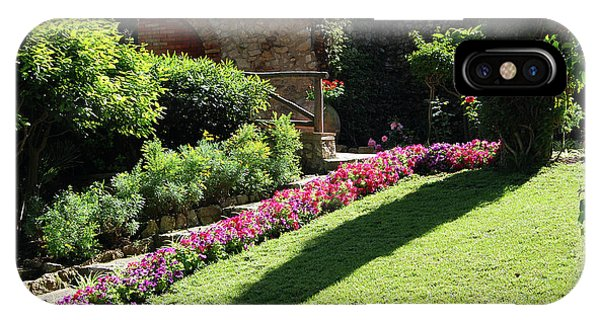 Capri's Gardens Of Augustus IPhone Case