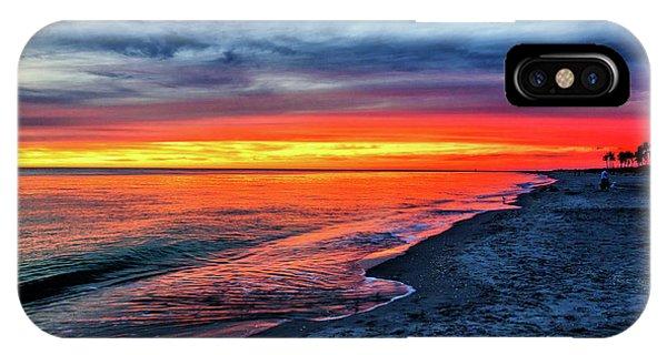 Captiva Island Sunset IPhone Case