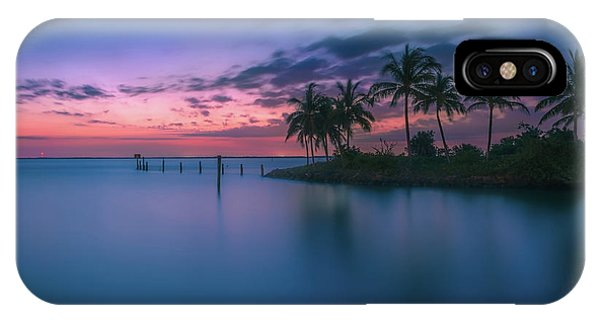 IPhone Case featuring the photograph Captiva Sunset by Francisco Gomez