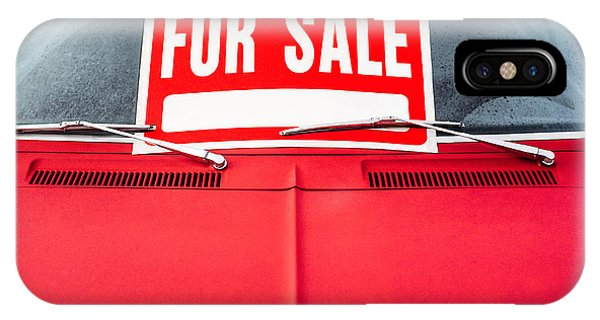 Corvair iPhone Case - Car For Sale by Todd Klassy