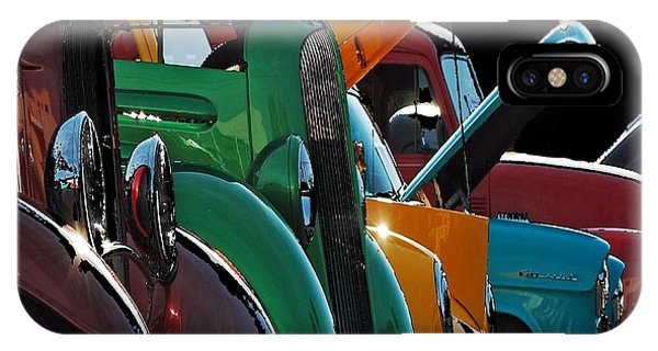Car Show V IPhone Case