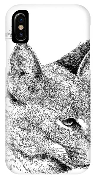 Caracal IPhone Case