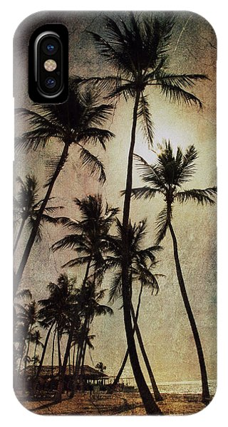 Caraibi Mood IPhone Case