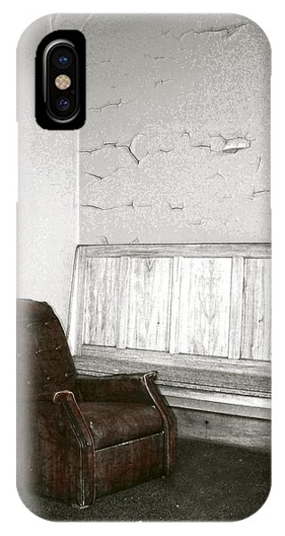 Care To Relax? IPhone Case