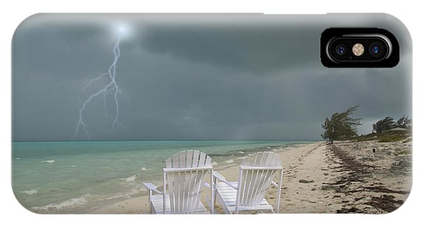 Carribbean iPhone Case - Caribbean Adirondacks by Betsy Knapp