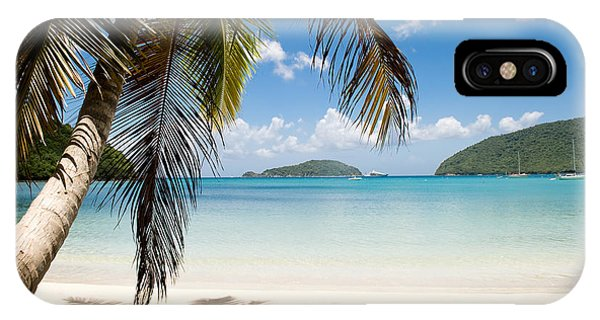 Caribbean Afternoon IPhone Case
