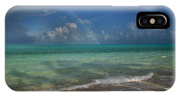 Carribbean iPhone Case - Caribbean Breeze by Betsy Knapp