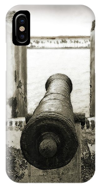 Caribbean Cannon IPhone Case