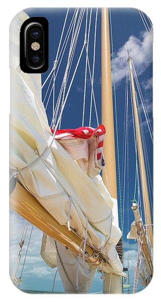 Carribbean iPhone Case - Caribbean Getaway Sailboat by Betsy Knapp