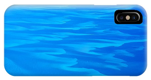 Caribbean Ocean Abstract IPhone Case
