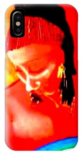 Caribbean Queen IPhone Case