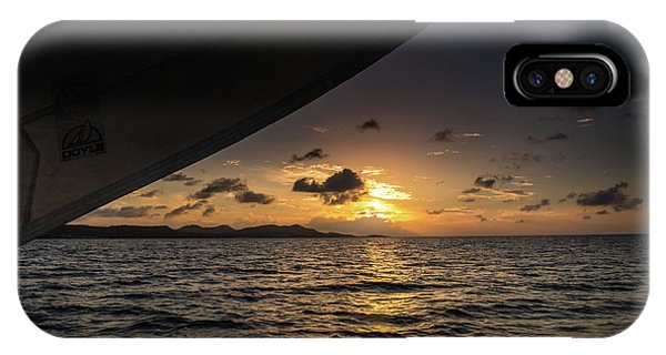 Caribbean Sail St Croix IPhone Case