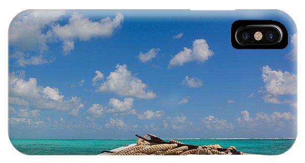 Caribbean Sea IPhone Case