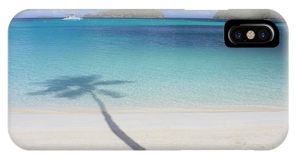 Caribbean Shadow IPhone Case