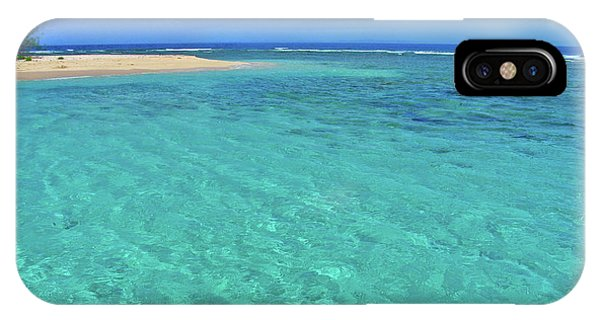 Caribbean Water IPhone Case