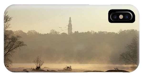 Carillon Mist IPhone Case