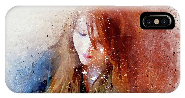 Carley 4-a IPhone Case