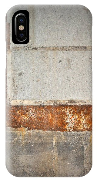 Carlton 14 - Abstract Concrete Wall IPhone Case
