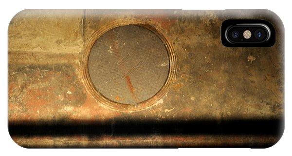 Carlton 15 - Square Circle IPhone Case