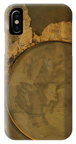 Carlton 3 - Abstract Concrete IPhone Case