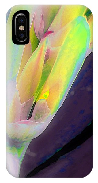 Carmellas Lily 1 IPhone Case