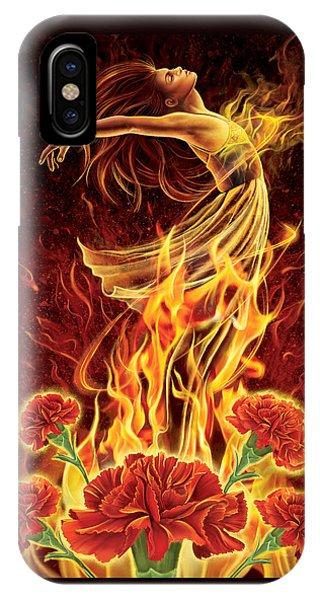 Carnation - Rebirth IPhone Case