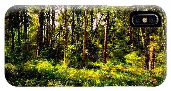 Carolina Forest IPhone Case