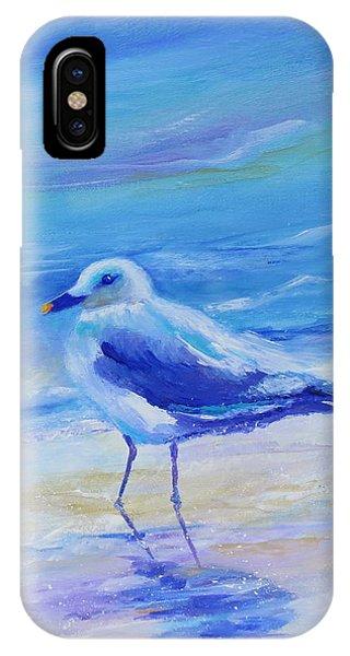 Carolina Gull IPhone Case