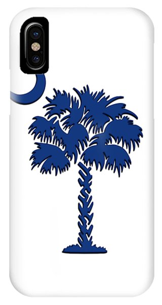 iPhone Case - Carolina Tree by Cynthia Leaphart
