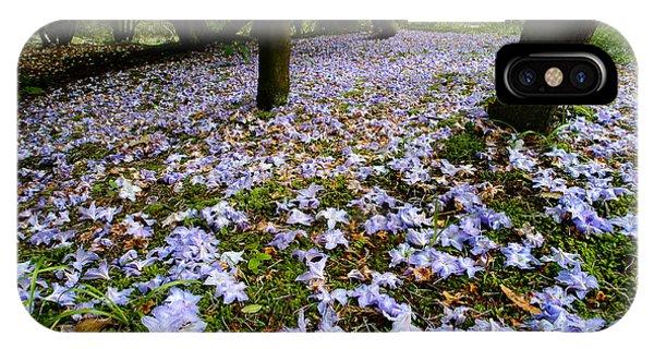 Carpet Of Petals IPhone Case