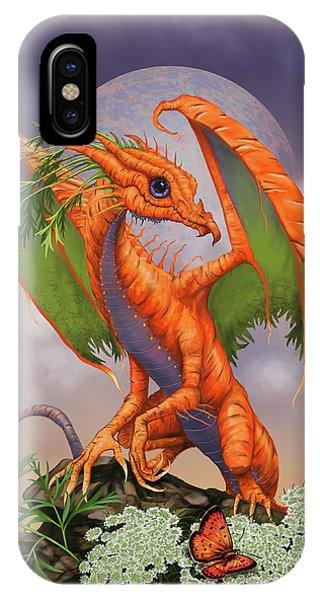 Carrot Dragon IPhone Case