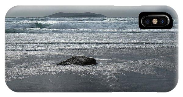 Carrowniskey Beach IPhone Case