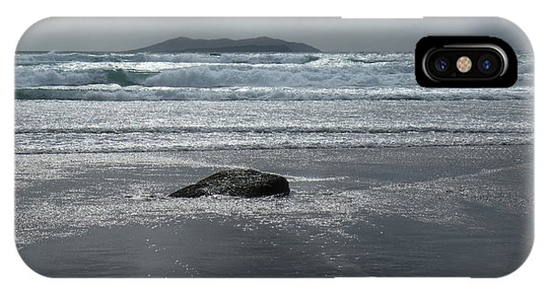 Carrowniskey Beach IPhone Case