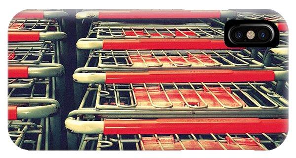 Carts IPhone Case